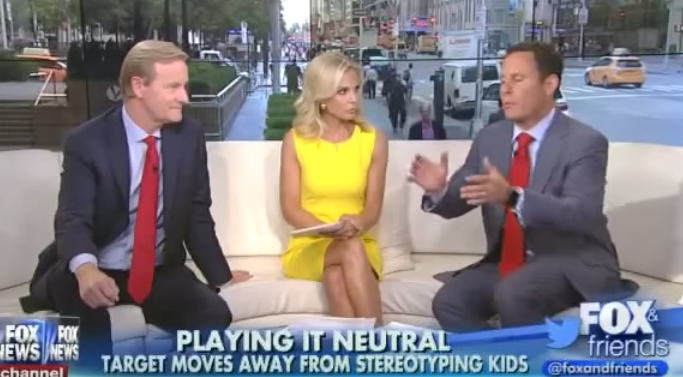 Fox & Friends Confused Which Toys Have A Penis And Which Have A Vagina