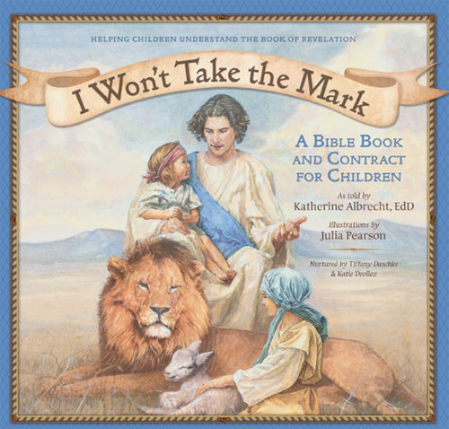 Pat Robertson Introduces This Nice Lady Who Writes Nice Children's Books About The Mark Of The Beast
