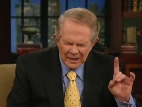 Pat Robertson So Mad About Accurate Documentary On His Terrible Rwanda Charity Scam