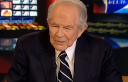 Gayphobic Hatemonger Pat Robertson Shockingly Cool With The Sex Changes