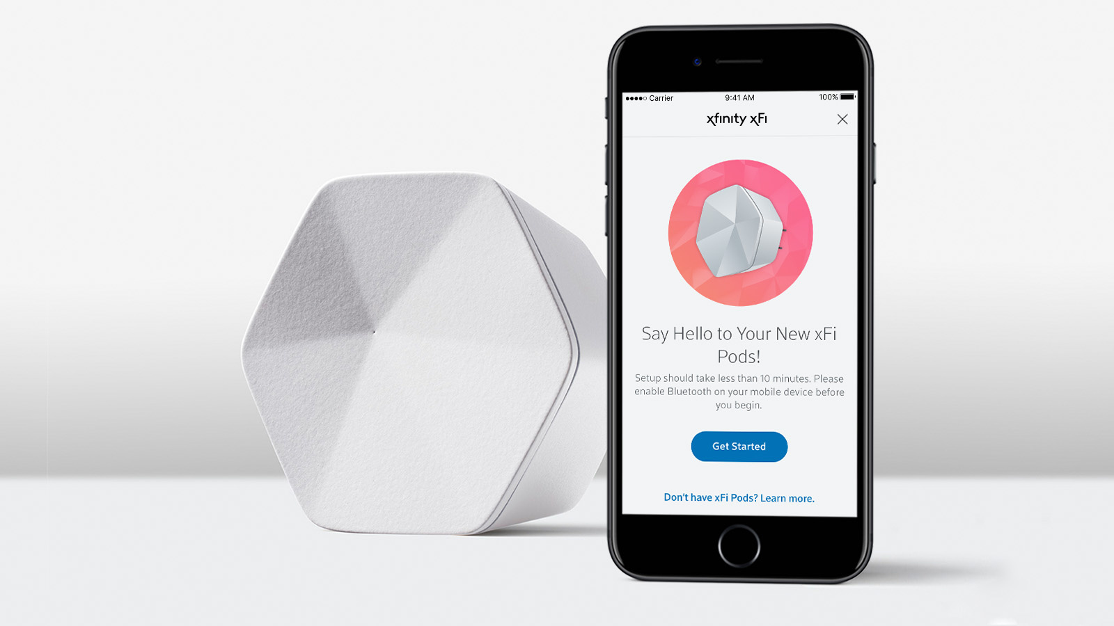Comcast Bringing xFi Pods into Xfinity Homes to Form Mesh Network