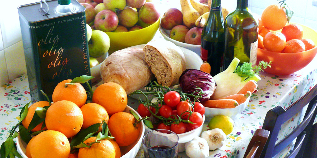 Can the Mediterranean Diet Protect You Against Air Pollution Health Risks?