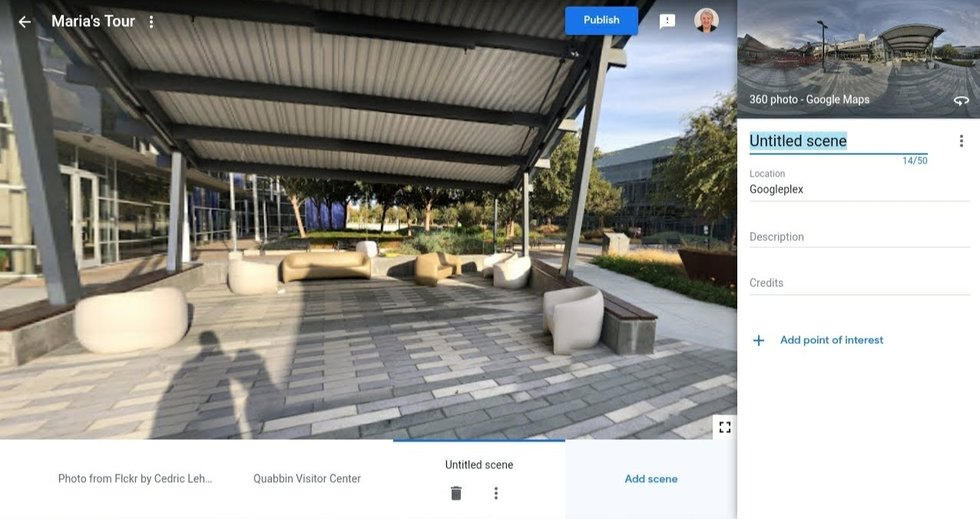 Google Tour Creator makes VR tours ridiculously easy to