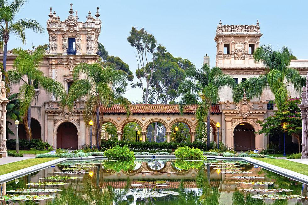 Balboa Park, City of San Diego, California