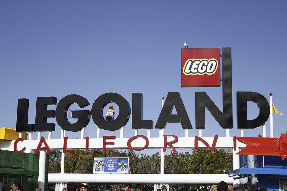 LEGOLAND in California