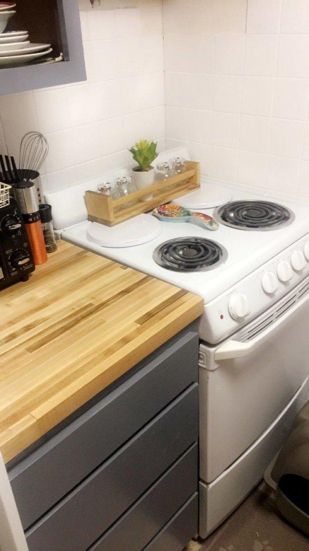 DIY - Frau renoviert ihre Küche mit weniger als 1000 Euro - Diy Projekte