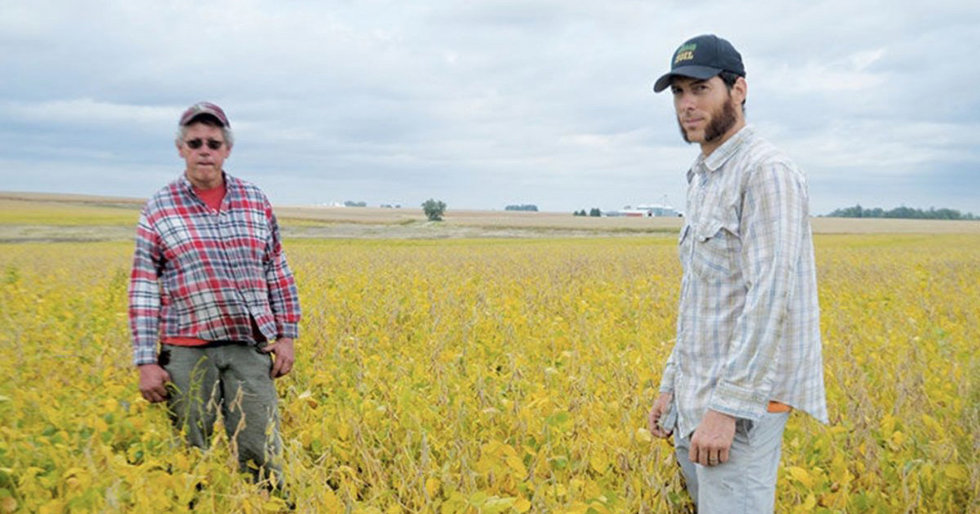 Farmers Switched to Organic After Pesticides Made Them or Their Families Sick