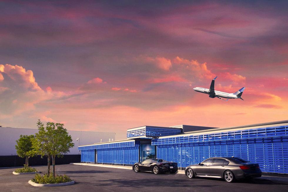 先日発表されたプライベートスイートとの提携により、ユナイテッドのお客様は、ロサンゼルス国際空港(LAX)に新たにオープンしたプライベートターミナルをご利用いただけるようになりました。