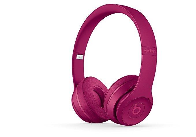 Dorm Packing Essentials: Pink Wireless Beats