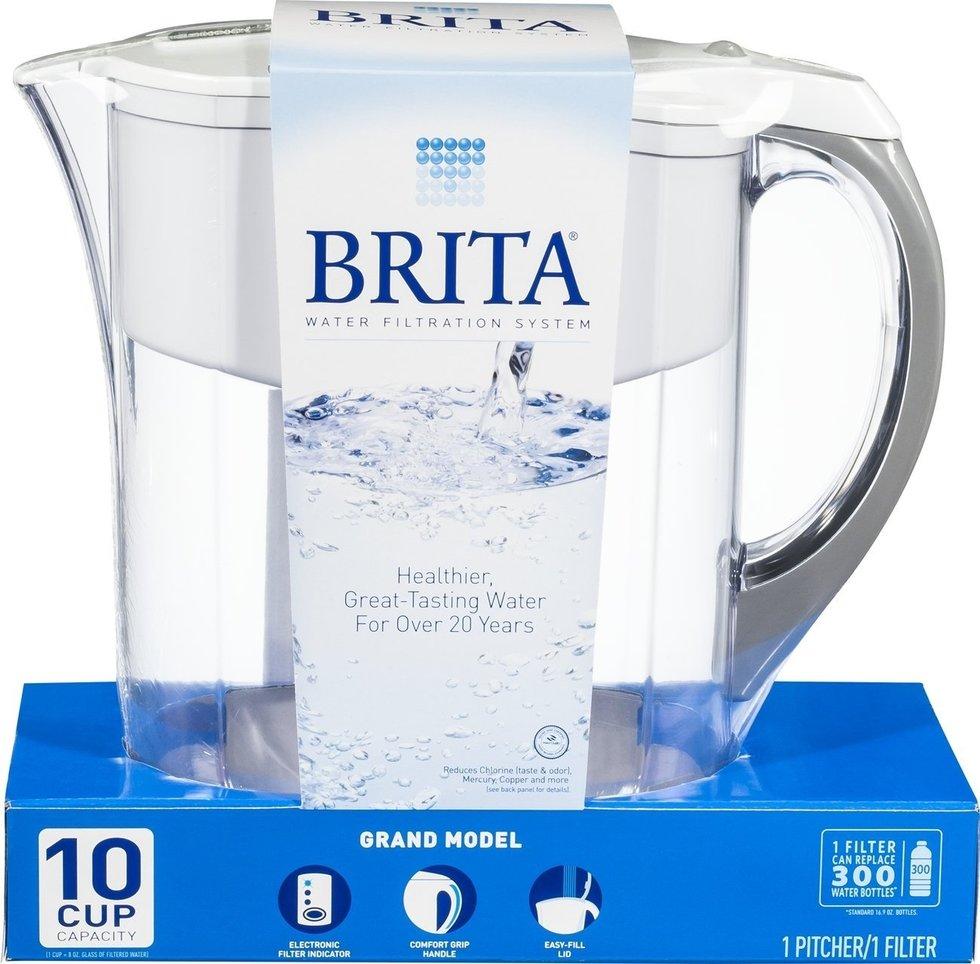 College Packing Essentials: Brita Filter