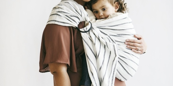 d1299659dd0 8 baby carriers that make it easy to keep your little one close - Motherly