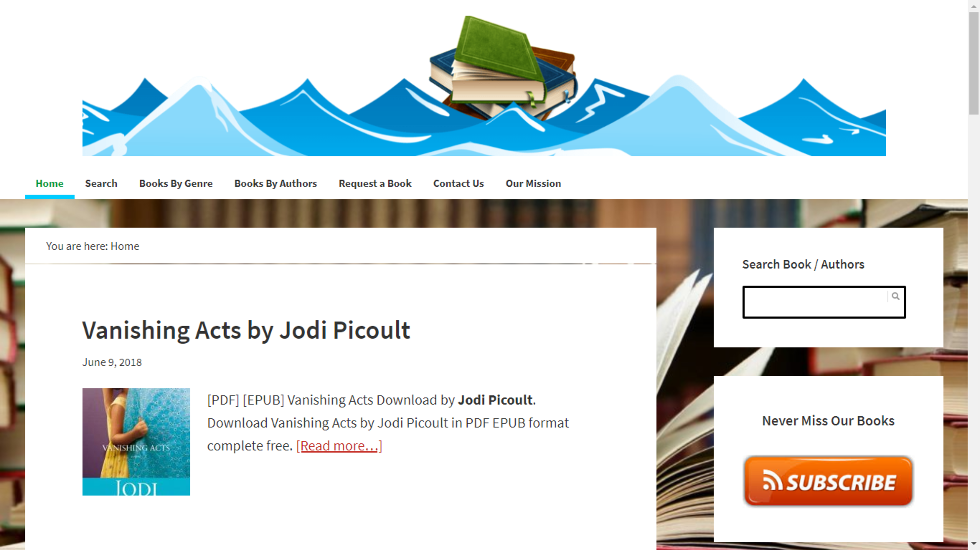 Websites To Books In Pdf Format