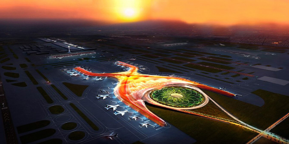 photo image Mexico City's New Airport Is an Environmental Disaster But It Could Become a Huge National Park