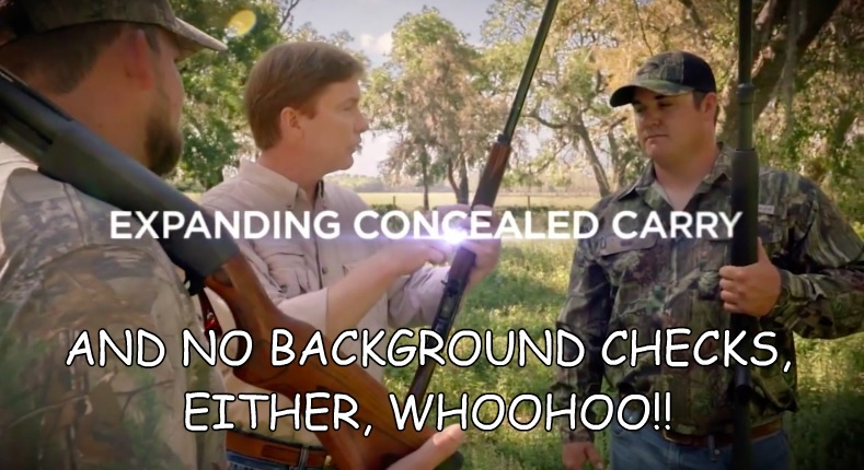 photo image Florida Skipped Background Checks For Concealed Gun Permits For A Year. Is That Bad?