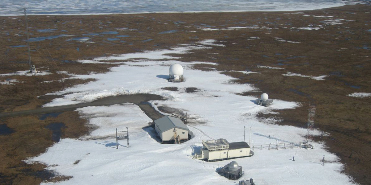 photo image Oil Companies in Alaska Refreeze Melting Permafrost to Keep Drilling