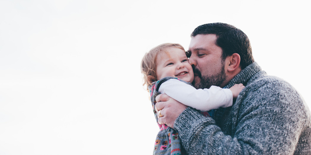 To my husband: You were born to raise a daughter