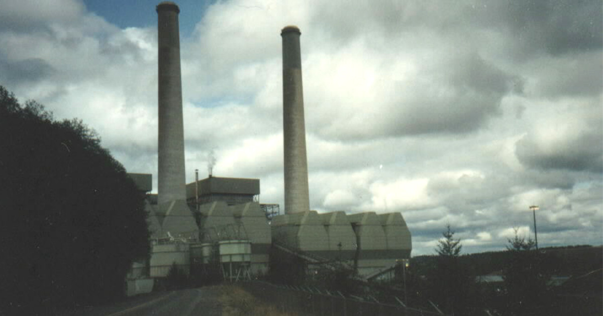 photo image Major Coal-Fired Power Plant in Washington to Go Solar