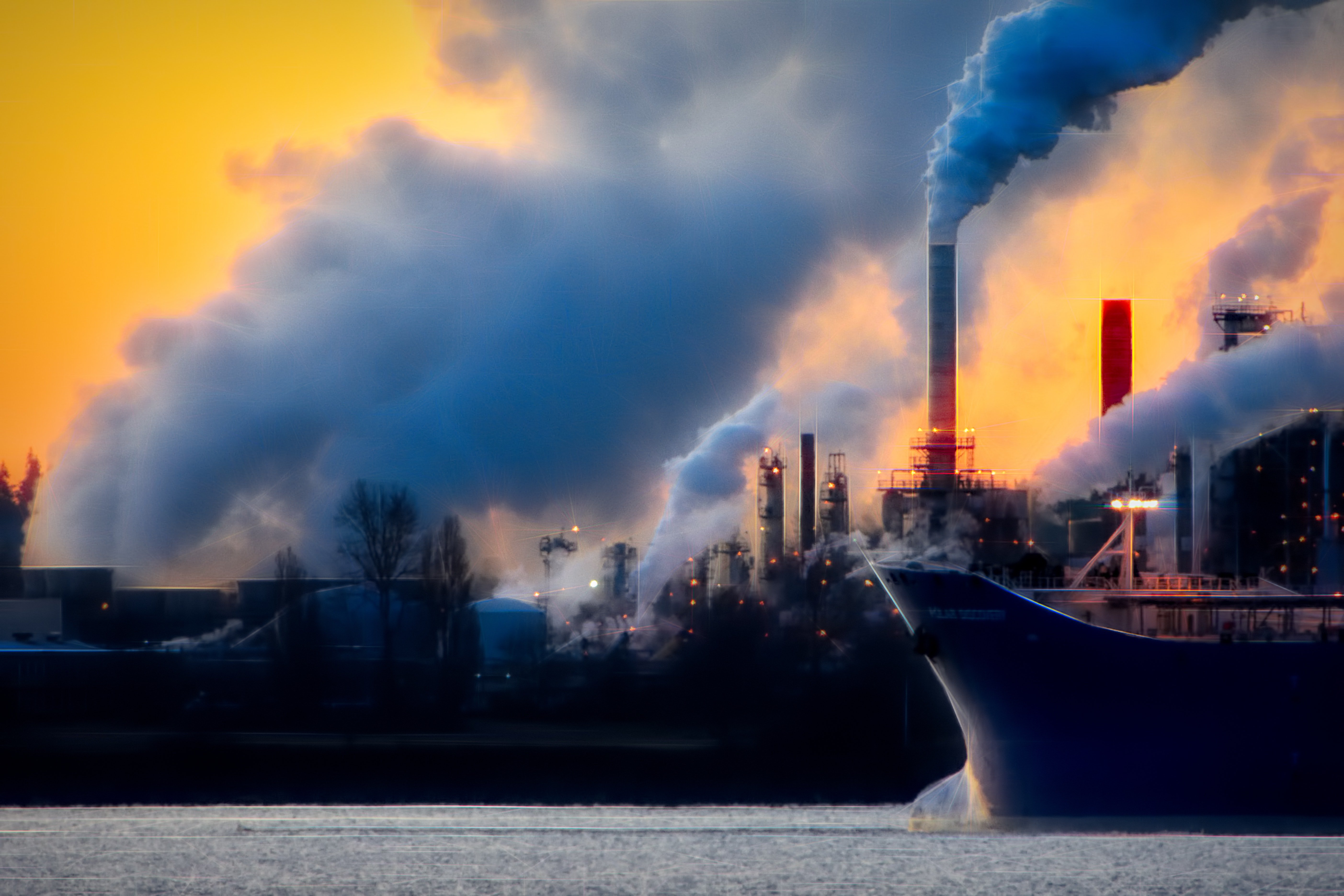 photo image Global Carbon Emissions on the Rise Again Due to Coal Comeback