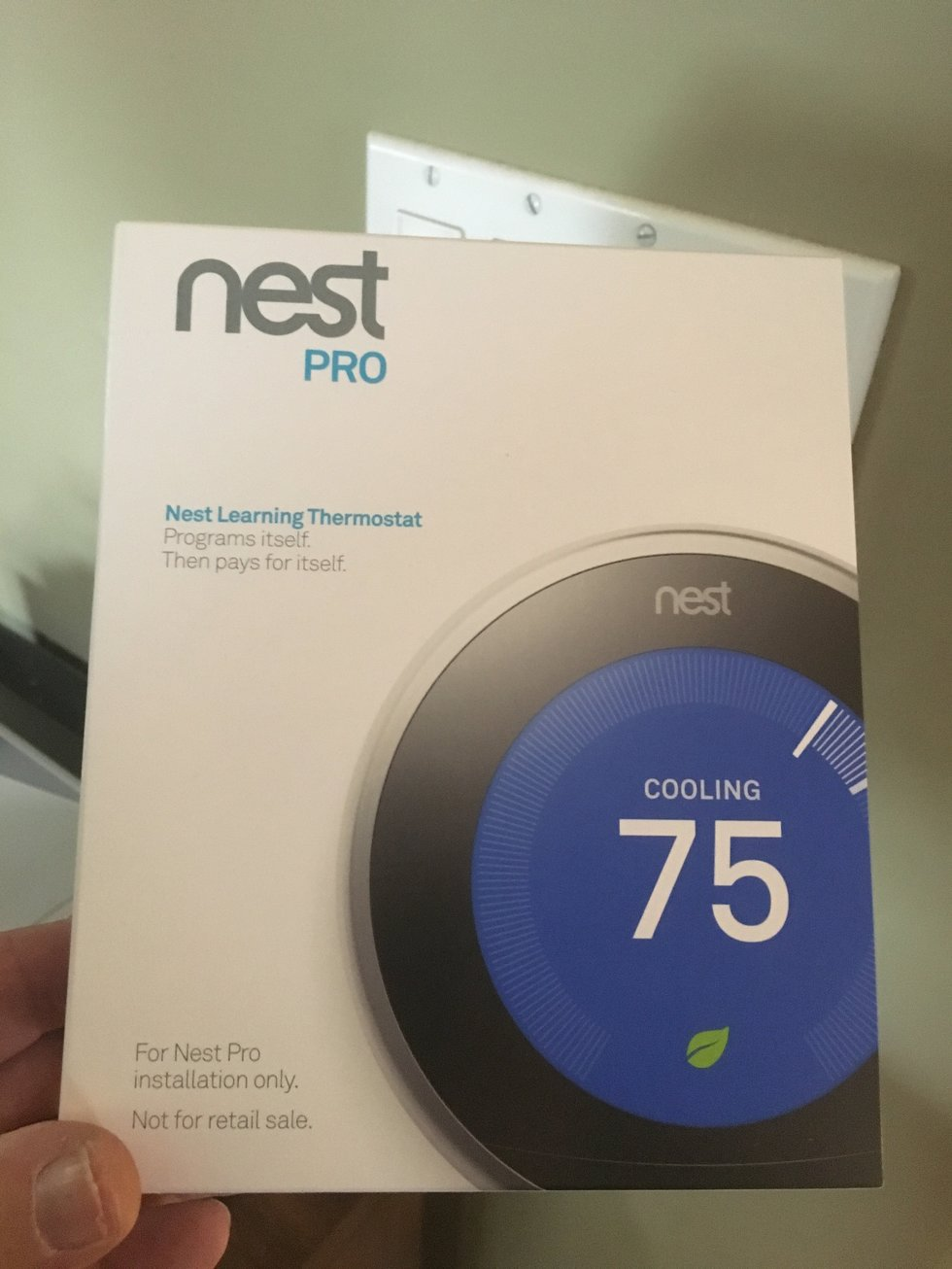 Nest Works with Vivint