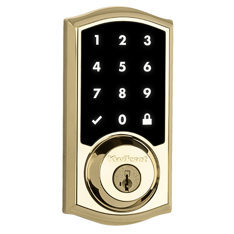Vivint uses Kwikset Smartcode Smart Lock (Z-Wave)