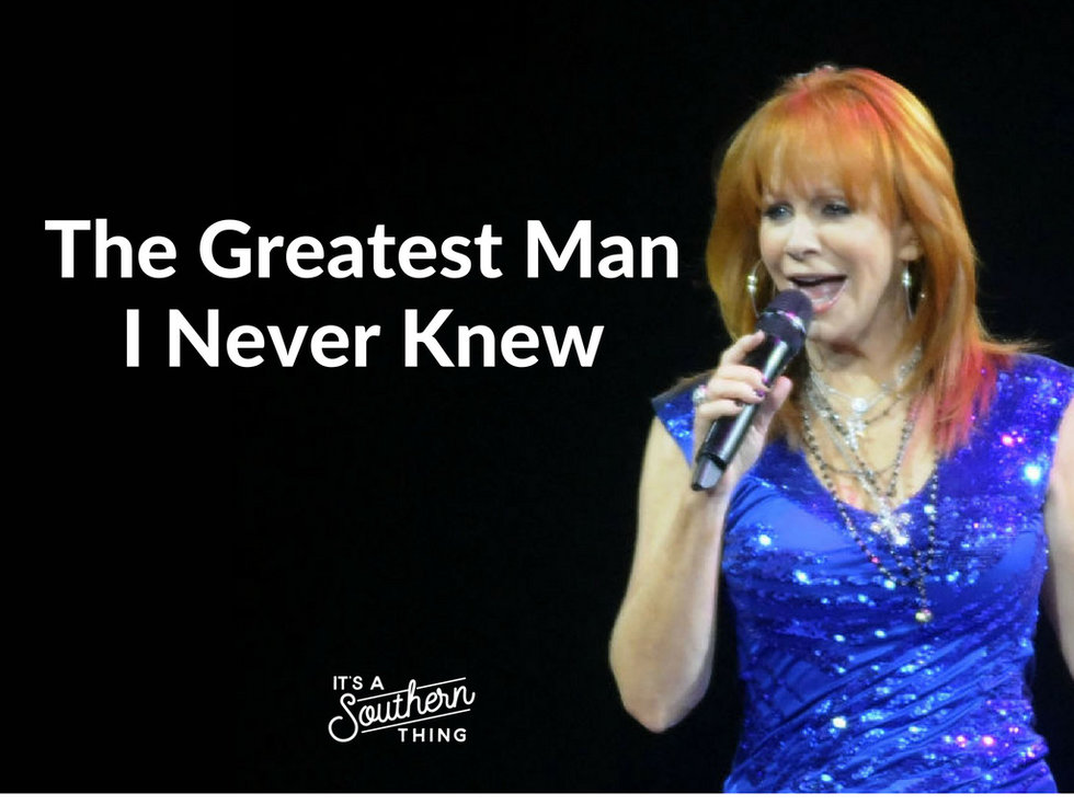 reba the greatest man i never knew