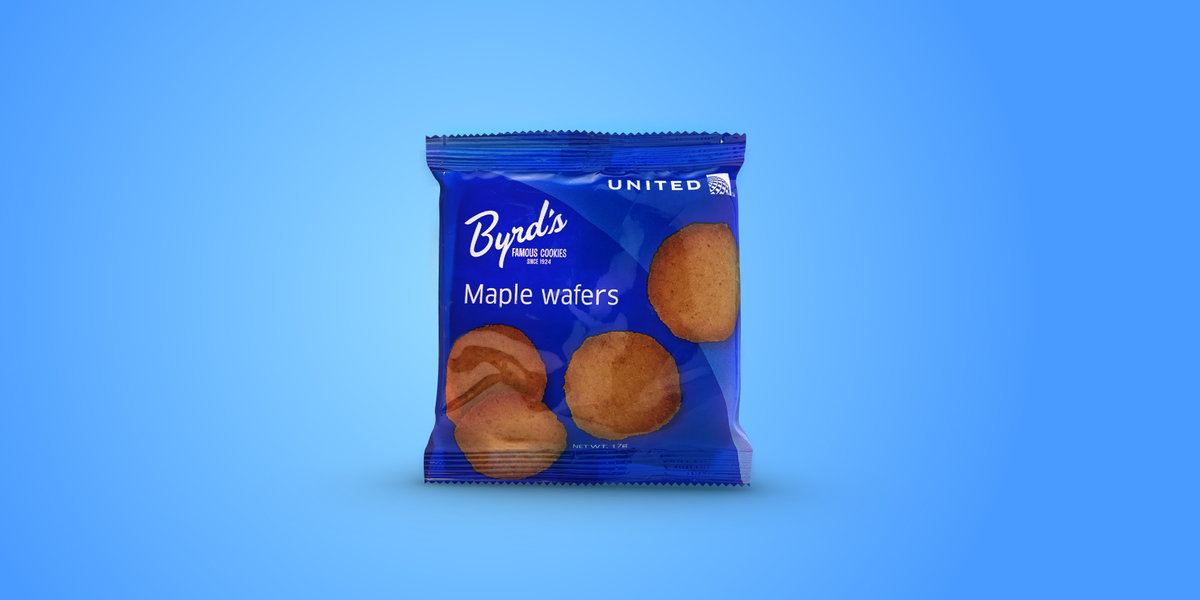 United Adds Maple Flavored Cookie To Snack Rotation