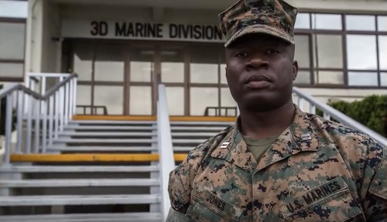 How this man went from being a refugee to a marine will inspire you we are the mighty - Becoming a marine officer ...