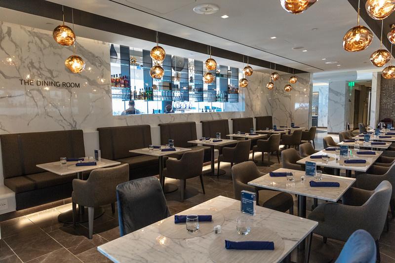 United Polaris Lounge Houston Opening June 2018