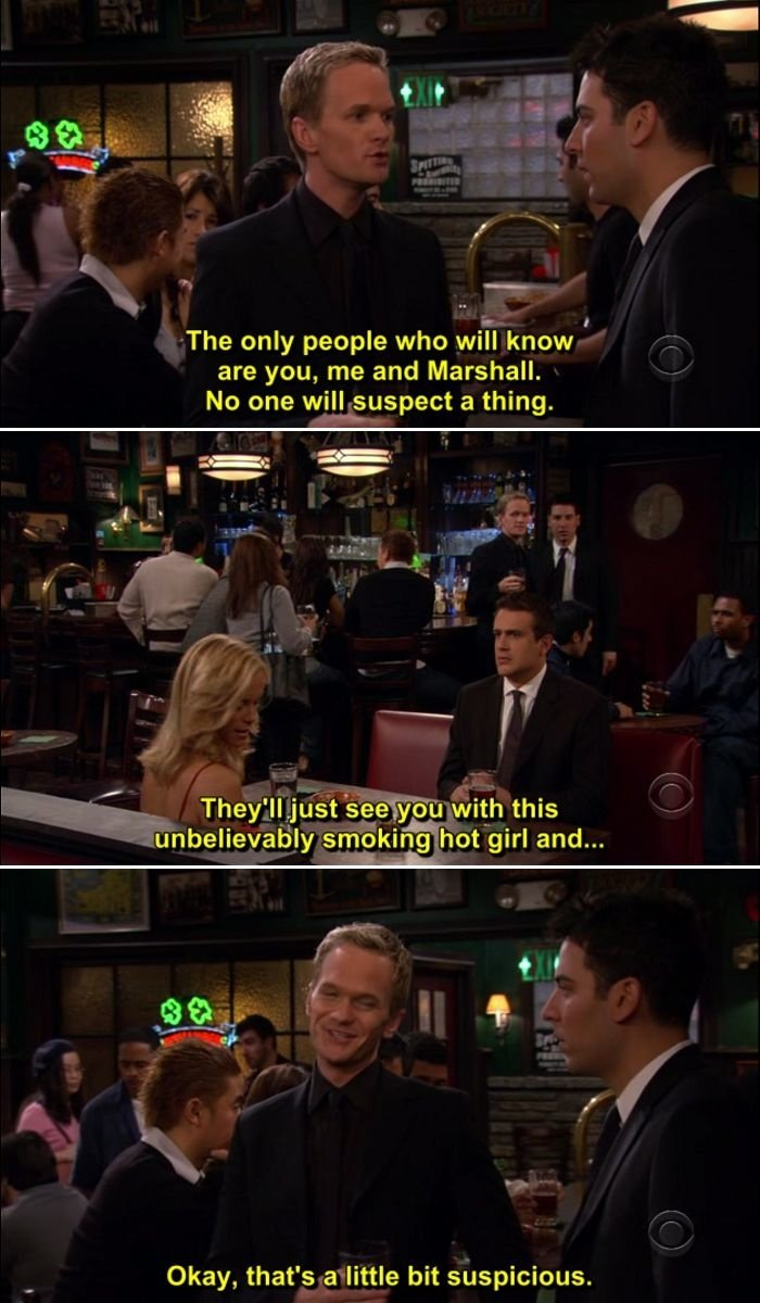 10 Quotes From How I Met Your Mother That Perfectly Describes