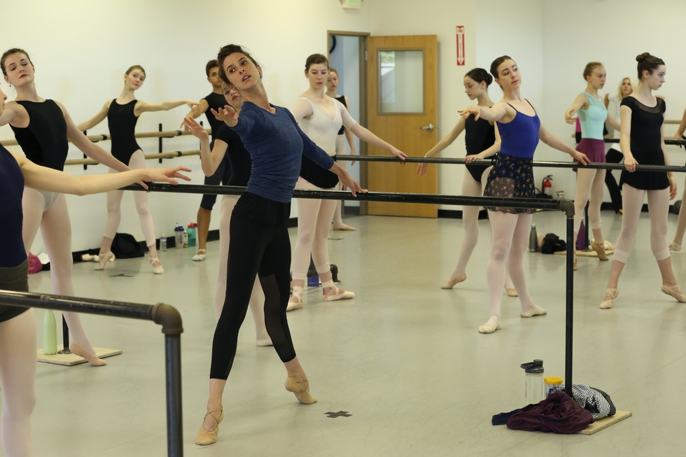 Sexual harassment training in sacramento ca ballet