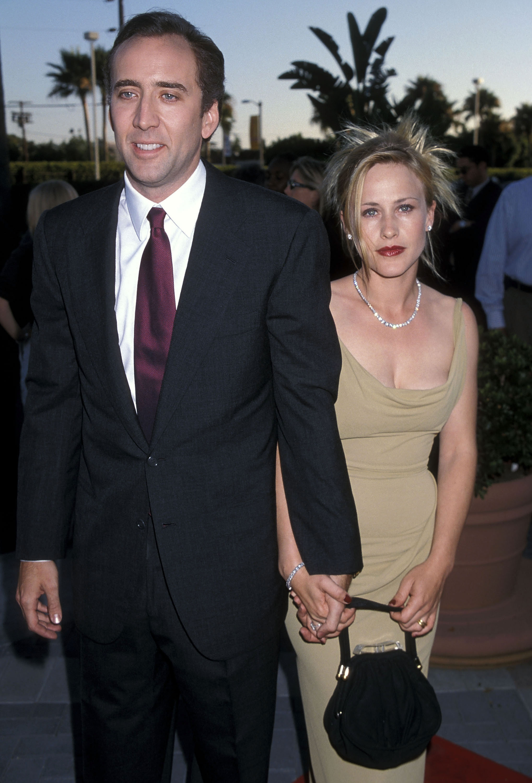 Hollyweird: Nicolas Cage's Crazy Quest to Woo Patricia