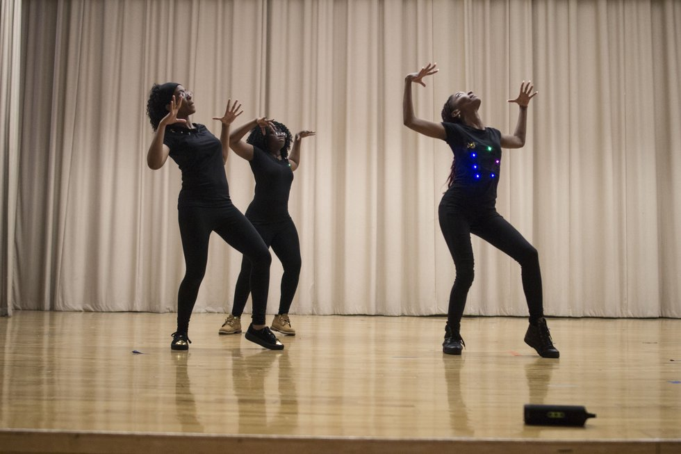 STEM dance