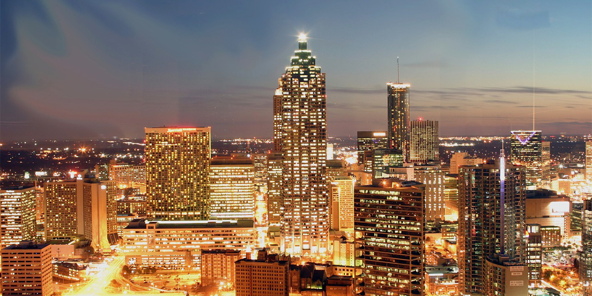 photo image Atlanta Charts Difficult Path to 100 Percent Clean Energy