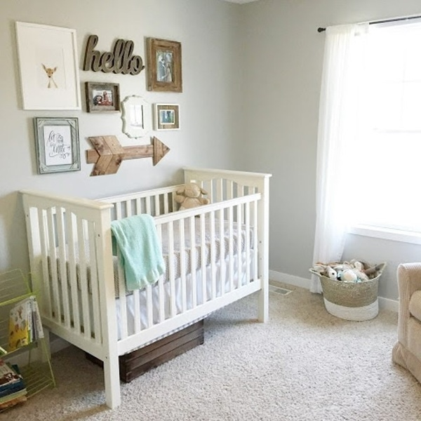 8 tips for peaceful bedroom sharing with baby - Motherly