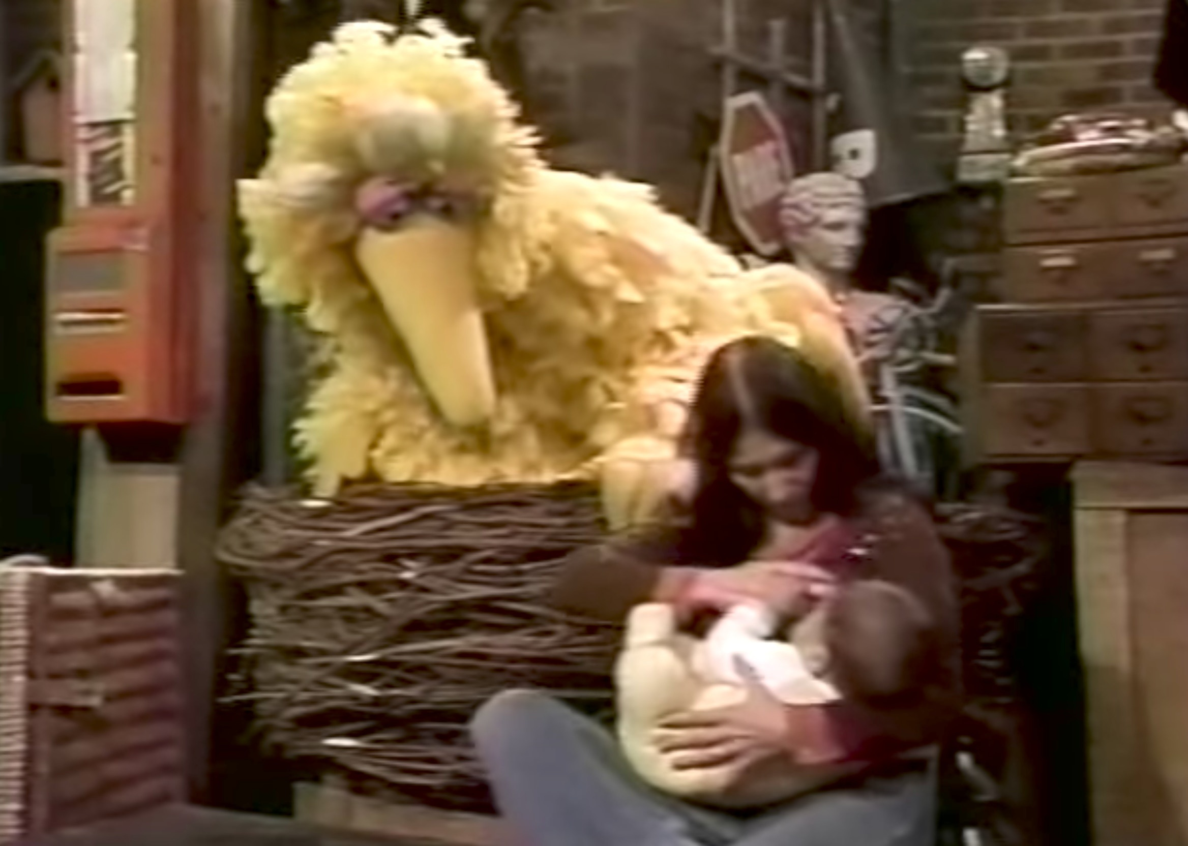 The perfect way Sesame Street talked about breastfeeding 40