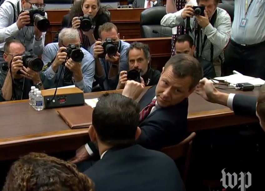 photo image Peter Strzok Is A Fucking Badass. Let's Liveblog His All-Day Testimony!