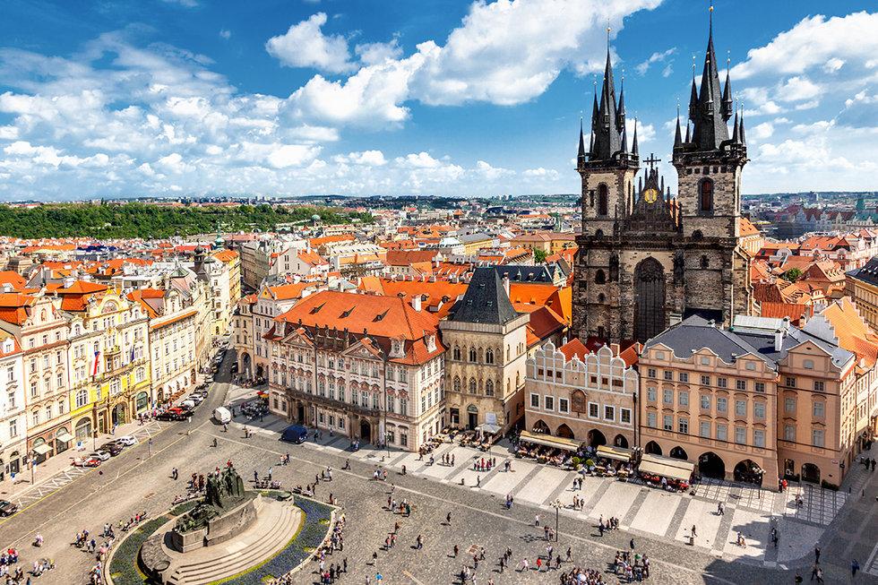 Old Town in Prague