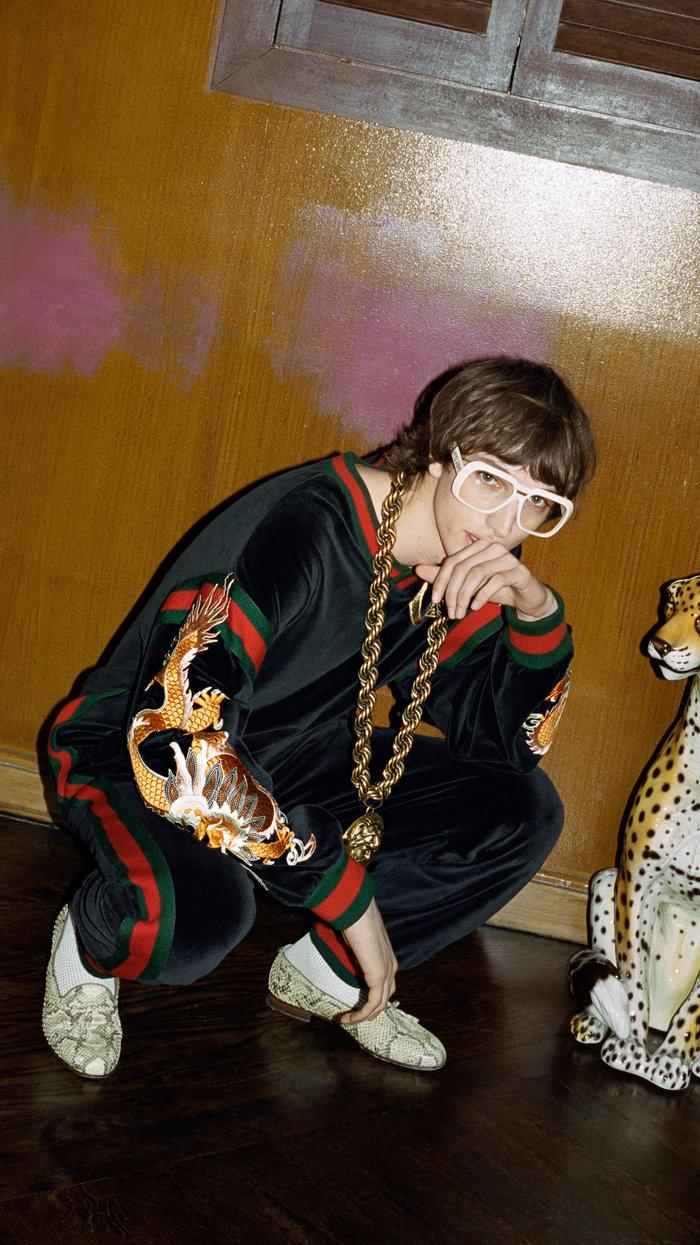 Dapper Dan's Gucci Collaboration Hits Stores Today - PAPER