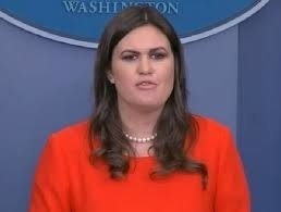 The Sarah Huckabee Sanders Lying Show Gon' Be GOOD Today, Y'all!