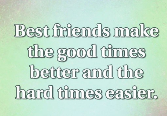 20 things you should know about my best friends