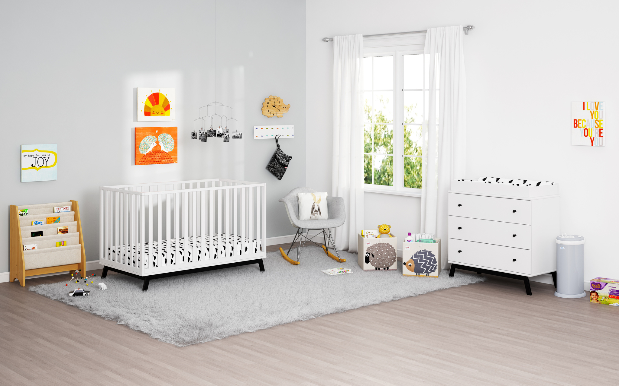 S Online Nursery Section Just Got A Gorgeous