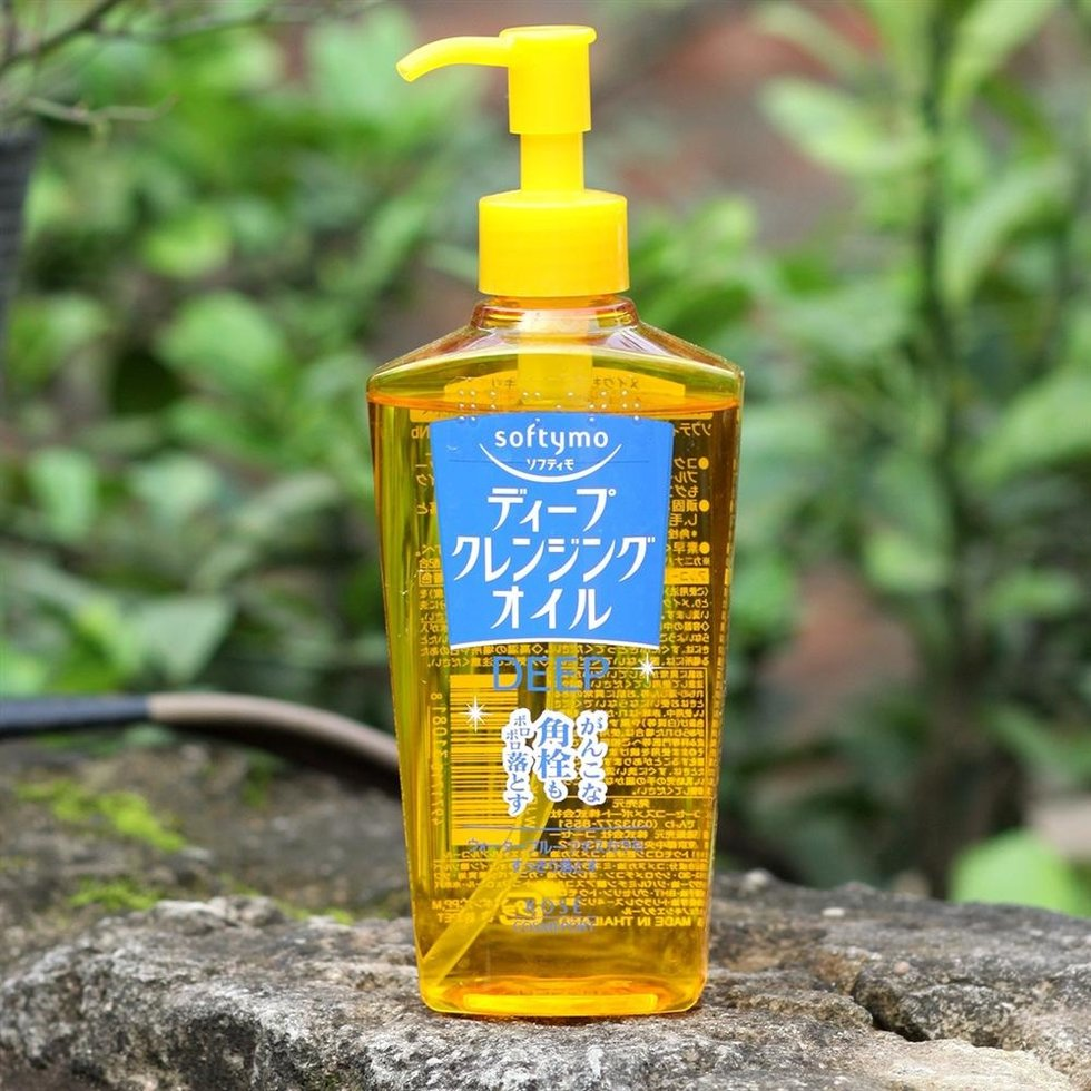 Softymo Deep Cleansing oil