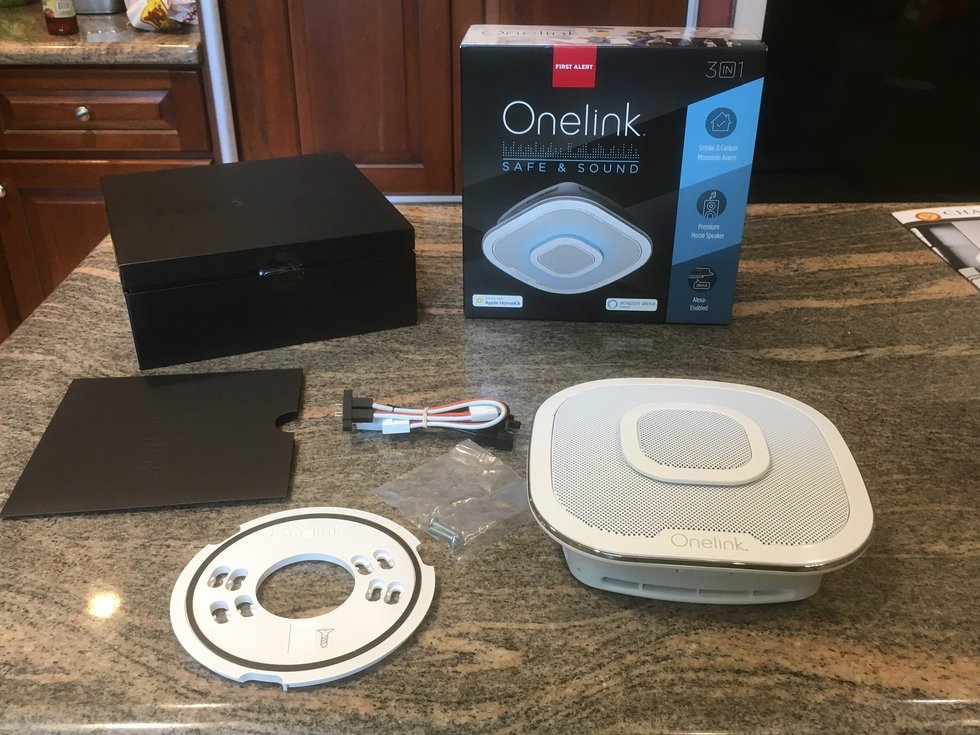 How to install Onelink Safe & Sound