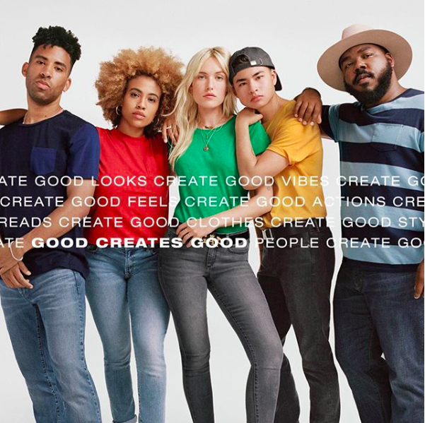 Chella Man And Kimberly Drew Front Gap S Colorful Campaign