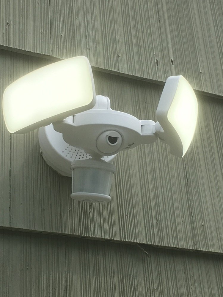 Installation Tips for Maximus Camera Floodlight