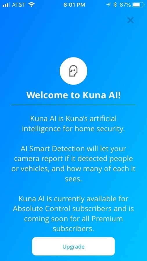Kuna AI Brings a Level of Security to Your Backyard.