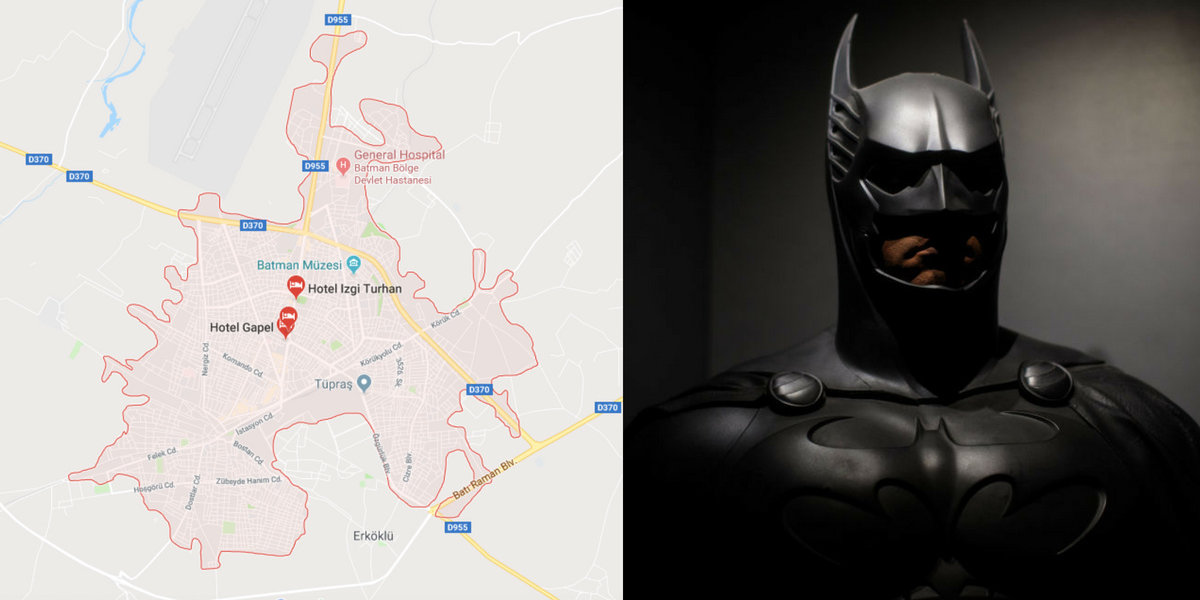 3ff6af1332 There s A Province In Turkey Called Batman—And The Internet Just Has One  Simple Request 🙏 - Comic Sands