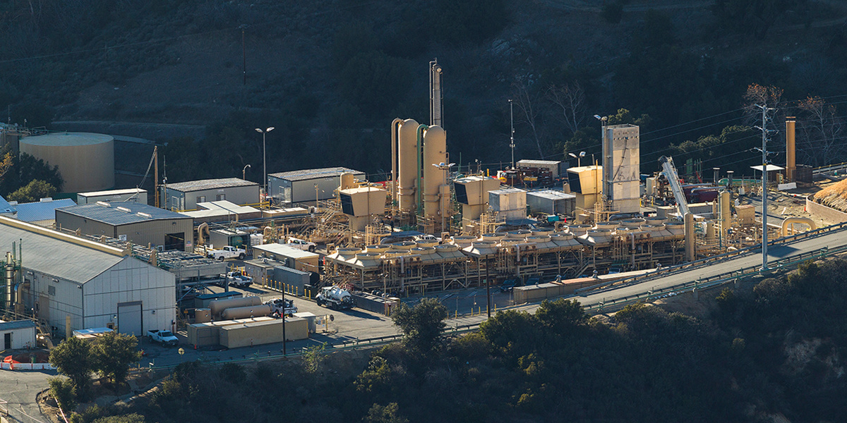 photo image Settlement Reached for Largest Methane Leak in U.S. History