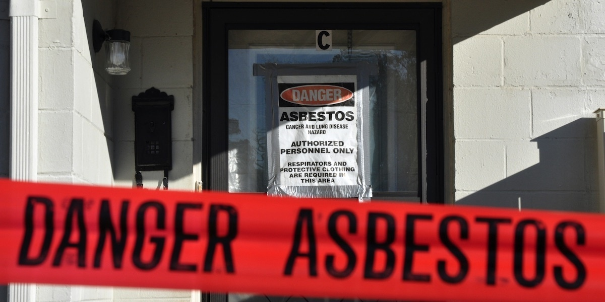 photo image Career EPA Staff Objected to Trump Administration's Asbestos Plan