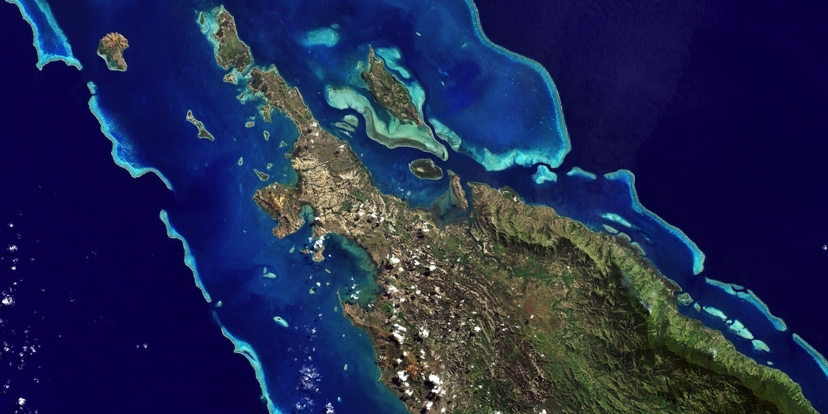 New Caledonia Bans All Types of Extraction Surrounding Pristine Coral Reefs